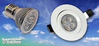 energy efficient lighting for home or business supergreen solutions