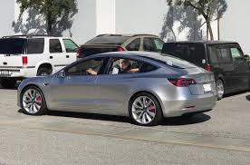 spy video here u0027s what you need to know about the tesla model 3