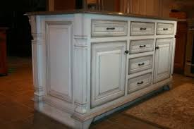 kitchen island posts mission style kitchen island with carved corbels osborne