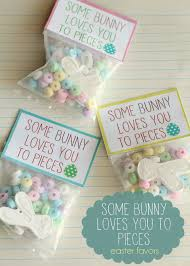 easter table favors some bunny you to pieces easter favors
