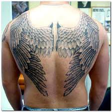 male angel wings tattoo photos pictures and sketches tattoo