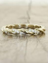 design of wedding ring unique wedding bands custom handmade ken design