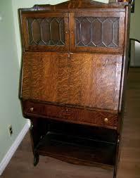 Antique White Desk With Hutch Antique Desk Wedgelog Design