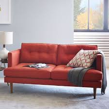 apartment sofas and loveseats top ten best loveseats apartment therapy