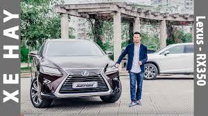 xe lexus rx200t 2016 đánh giá xe lexus rx350 u0026 rx200t 2017 p 1 xehay vn 4k youtube