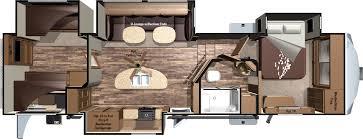 5th wheel rv 2 bathrooms floor plans jayco eagle 30 5dbsa