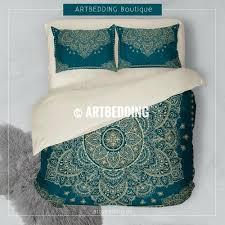 Teal Single Duvet Cover Pop Art Single Duvet Cover Art Duvet Covers Uk Art Nouveau Bedding