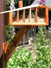 bird feeders for deck finds 5 handmade bird feeders deck bird