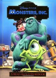 monsters aloud storybook monsters rh disney