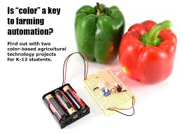 agriculture projects for students color code improving agriculture with color smart technology