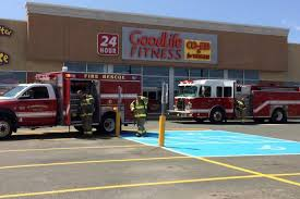 goodlife fitness in mount pearl evacuated lunchtime local news