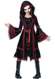 Halloween Doll Costumes Size Exclusive Gothic Rag Doll Costume Halloween