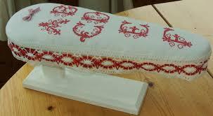 Linge De Table Ancien Objet Ancien Revisité Annie Création Couture Et Linge De Maison