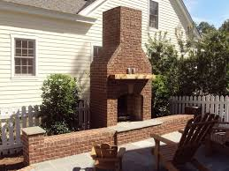 Outdoor Chimney Fireplace by Outdoor Fireplaces Plans U2014 Jen U0026 Joes Design Simple Outdoor