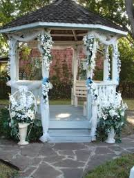Linens For Weddings Gazebo Weddings Thyme Square