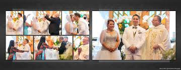 wedding photo album custom wedding album design services