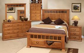 Traditional Style Bedroom - elegant antique oak bedroom furniture furniture of america