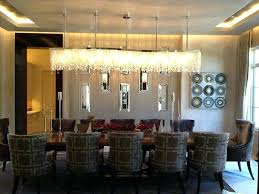 dining room chandeliers with lamp shades linear crystal chandelier u2013 engageri