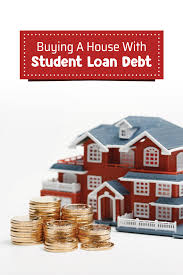 buying a home when you have student loans the college investor