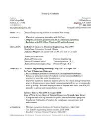 Best Electrical Engineer Resume by Polymer Engineer Sample Resume Haadyaooverbayresort Com