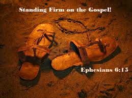 gospel shoes truth inspires