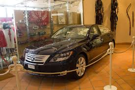 used 2013 lexus ls 600h lexus ls600h l landaulet 1 of 1 monaco royal wedding car 2013 hq