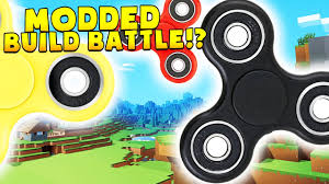 Minecraft Meme Mod - fidget spinner meme build battle mod battle minecraft modded