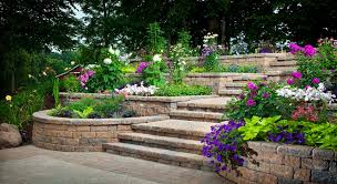 Tiered Backyard Landscaping Ideas Tiered Landscaping Landscaping U0026 Outdoor Decor Pinterest
