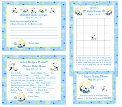 baby snoopy moon and stars game package 1