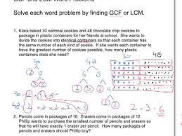 pettit 6 gcf and lcm lessons tes teach