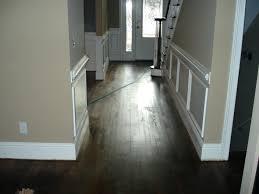white trim dark wood floors picturespainting timber floor painting