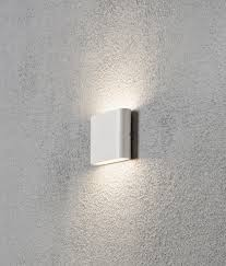 square up down light led square up and down wall light available in two sizes