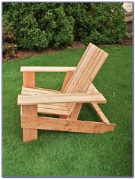 How To Build An Adirondack Chair Wood Adirondack Chairs Plans Chairs Home Decorating Ideas