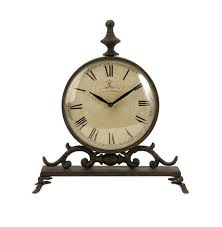 Outdoor Pedestal Clock Thermometer Clocks At Premier Home U0026 Gifts