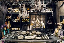 Halloween Decorations Grandin Road Get Your Spook On At This Halloween Haven Family Circle