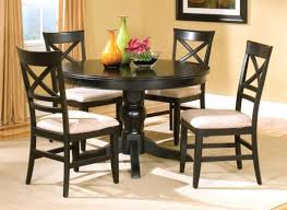 Solid Wood Round Dining Table Sets Tag Solid Wood Round Dining - Small round kitchen tables