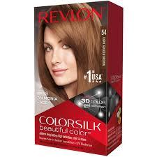 light golden brown hair color revlon colorsilk beautiful color permanent hair color light golden