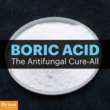 buric acid boric acid the antifungal cure all dr axe
