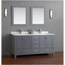 bathroom 60 inch bathroom vanity with top grey bathroom vanity
