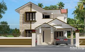4 bedroom mixed roof home design u2013 kerala home design