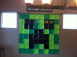 minecraft backdrop minecraft party theme lifes celebration