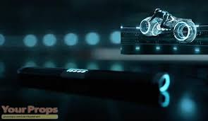 Tron Legacy Light Cycle Tron Legacy Light Cycle Baton Replica Movie Prop