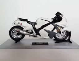 suzuki hayabusa motorcycle custom model tessa u0027s figurines