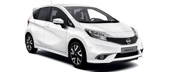 nissan note 2005 white note