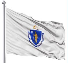 State Of Maine Flag Massachusetts Flag Colors U0026 Meaning Of Ma State Flag