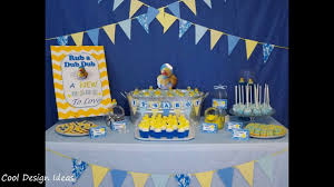 creative rubber ducky themed baby shower ideas youtube