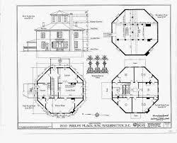 octagonal houses the house history man the other octagon house in washington dc