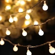 warm white string fairy lights kojooin 3m 30led warm white string fairy lights party christmas