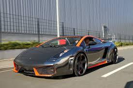 Lamborghini Gallardo With Butterfly Doors - performance lamborghini gallardo