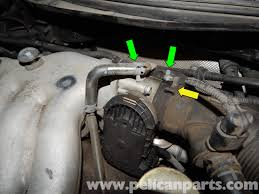 volkswagen jetta mk4 throttle body cleaning jetta mk4 2 0l 1998